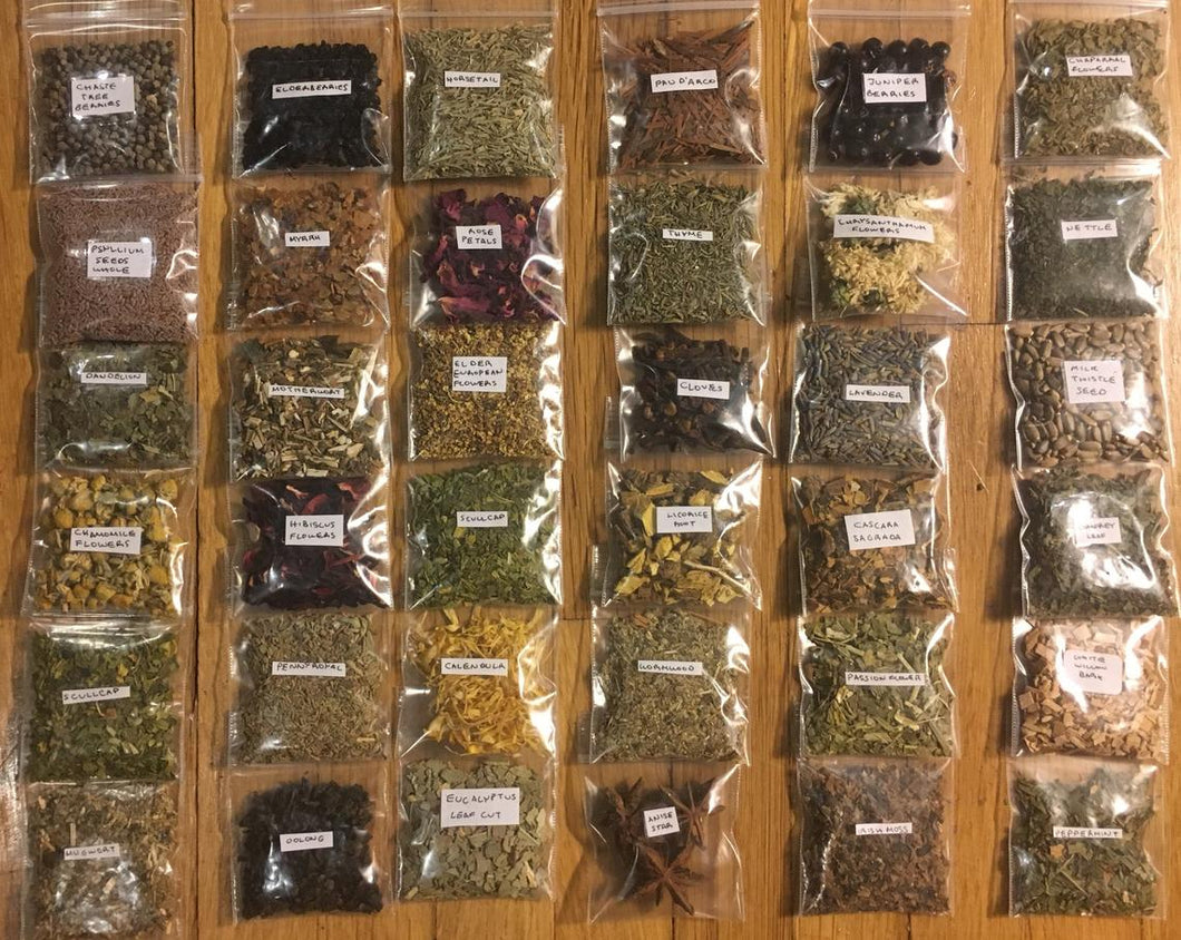 LARGE APOTHECARY HERBS ~ witchcraft supplies ~ Witch Wizard Pagan Druid Celtic Ritual Woods and Spiritual Practice Supplies
