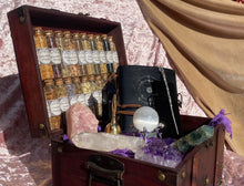 Witchcraft Kit ~ Wiccan Supplies and Tools