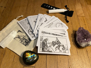 COLOR-IN TAROT