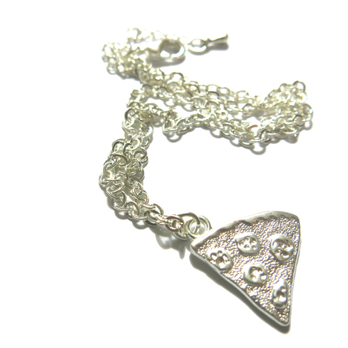 single charm necklace