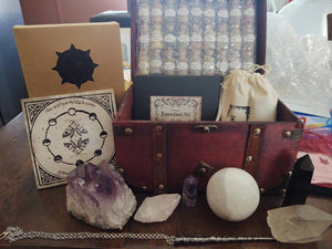 Huge Witchcraft Kit