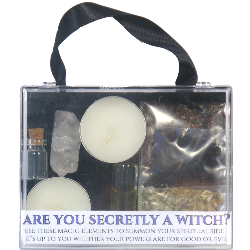 secretly a witch kit