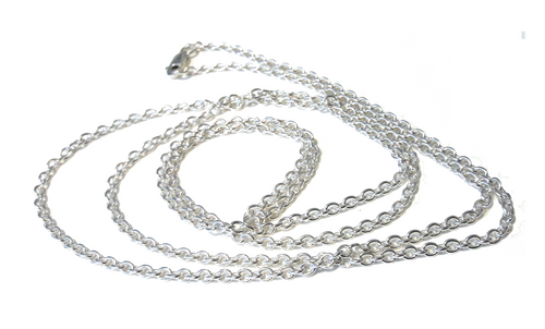 elegant chain with lobster clasp