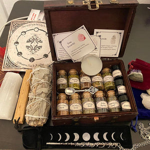 Travel Witchcraft Kit