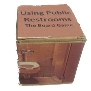using public restrooms