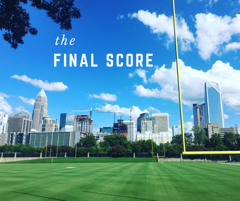 The Final Score - Blog post from Zack Gudzan, Founder of CLTIVATE.