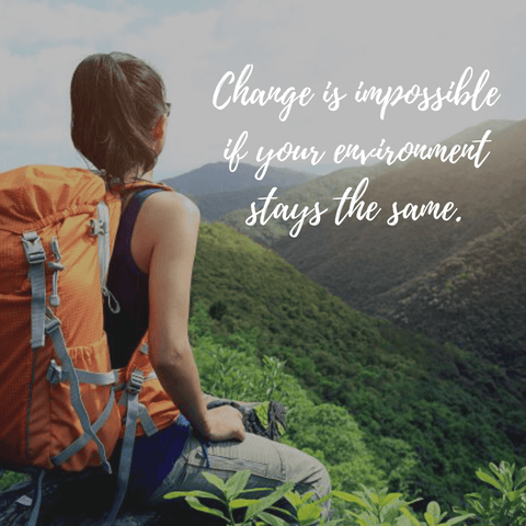 How to Change - CLTIVATE One Day at a Time Blog