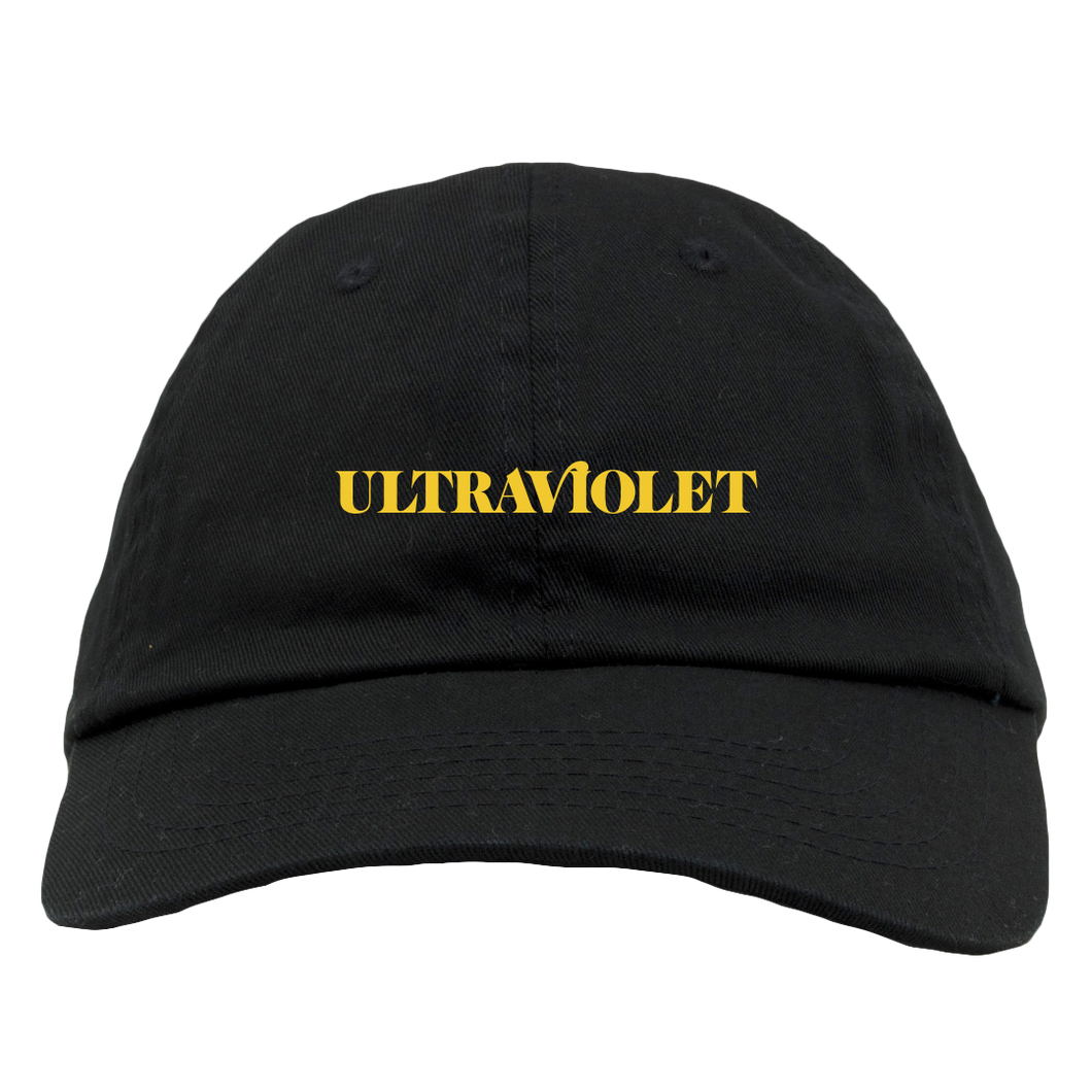 Ultraviolet Hat (Black) + Download