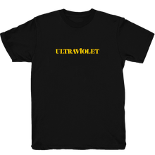 Ultraviolet Tee (Black) + Download