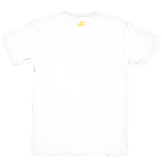 Ultraviolet Tee (White) + Download