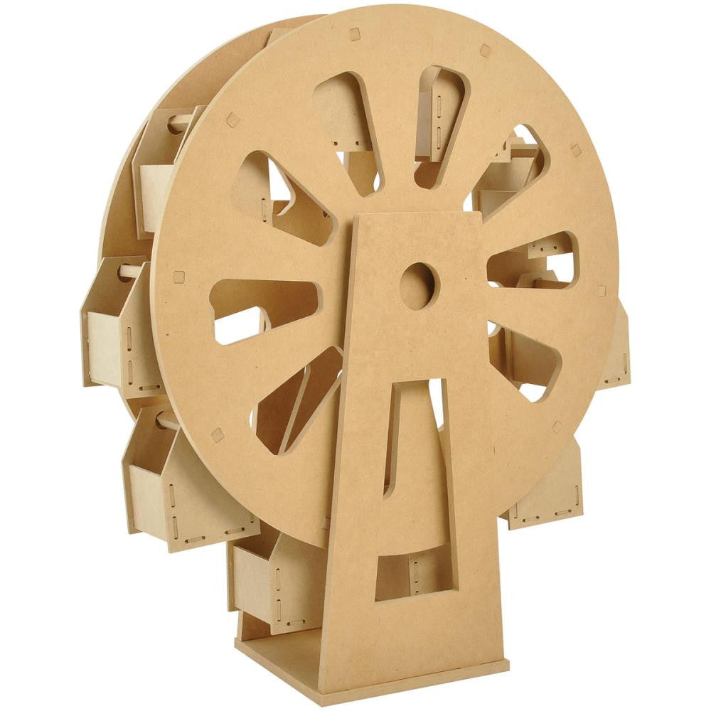 Kaisercraft Beyond The Page MDF Storage Ferris Wheel