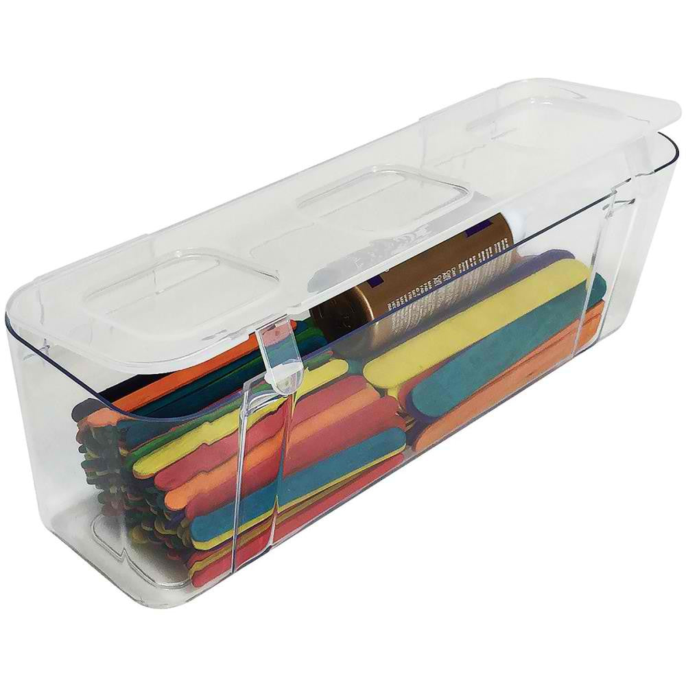 Large Caddy Organizer Compartment (Clear)