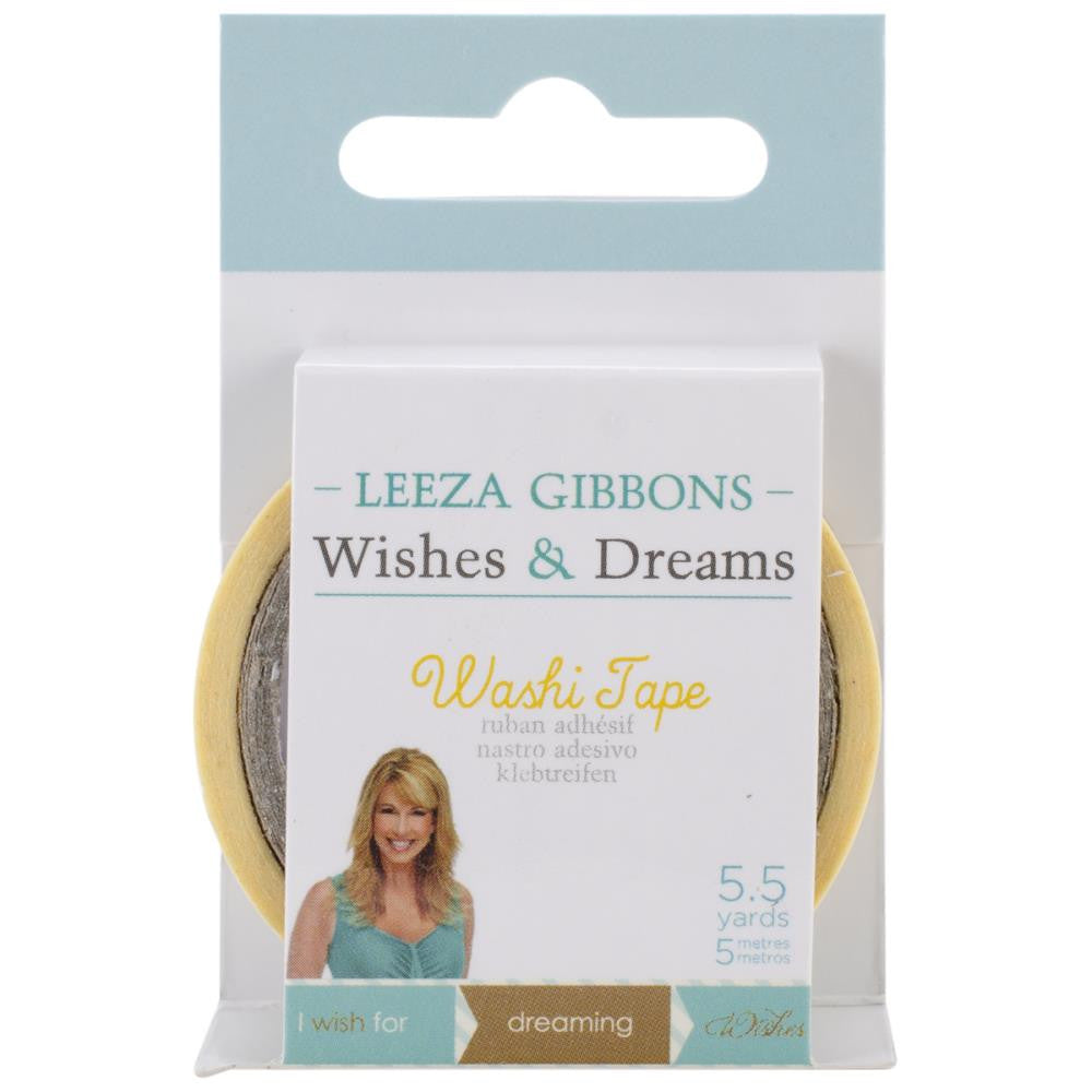 Prima 5.5 Yards #1 Words Wishes & Dreams Washi Tape