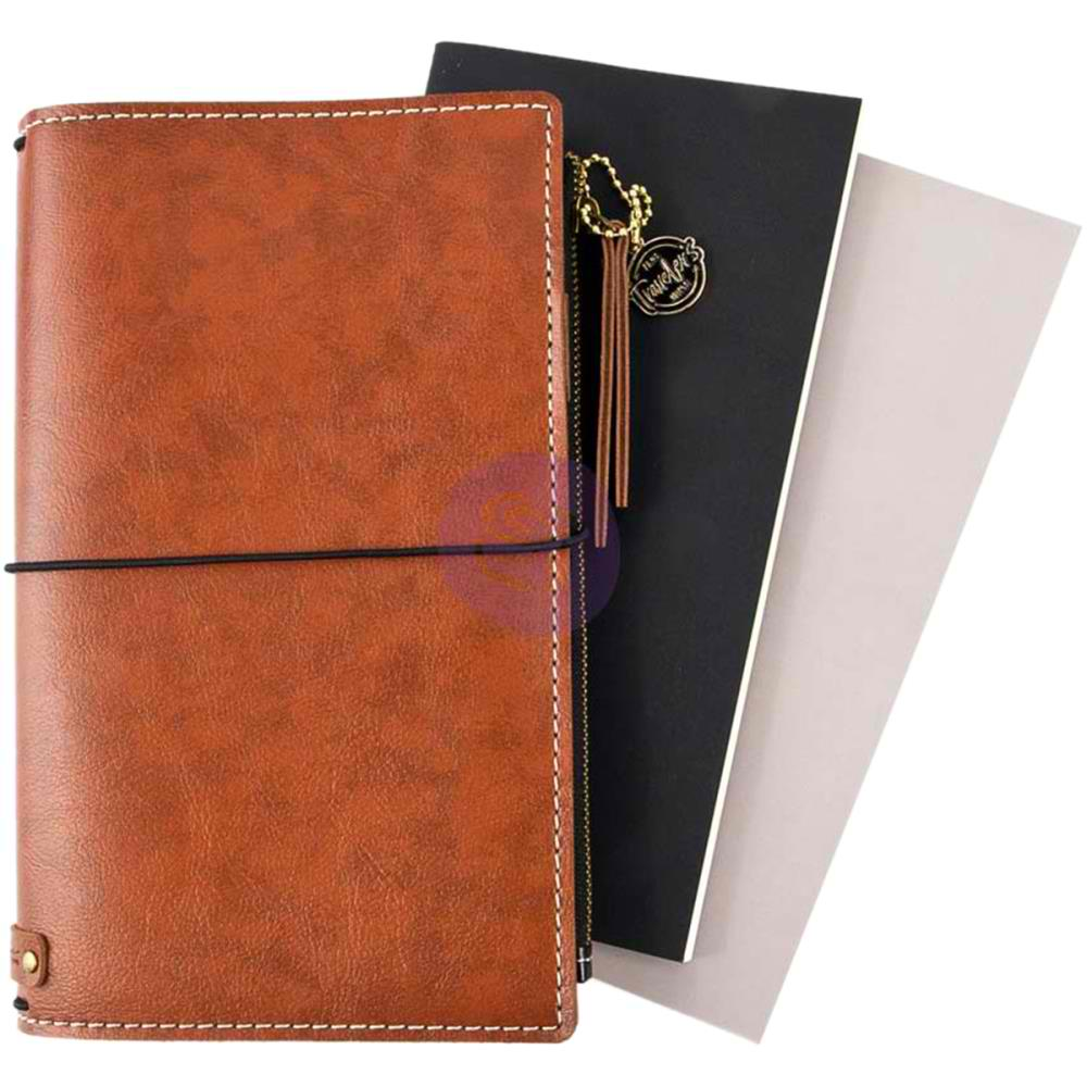 Prima Nomad Traveler's Journal Starter Set