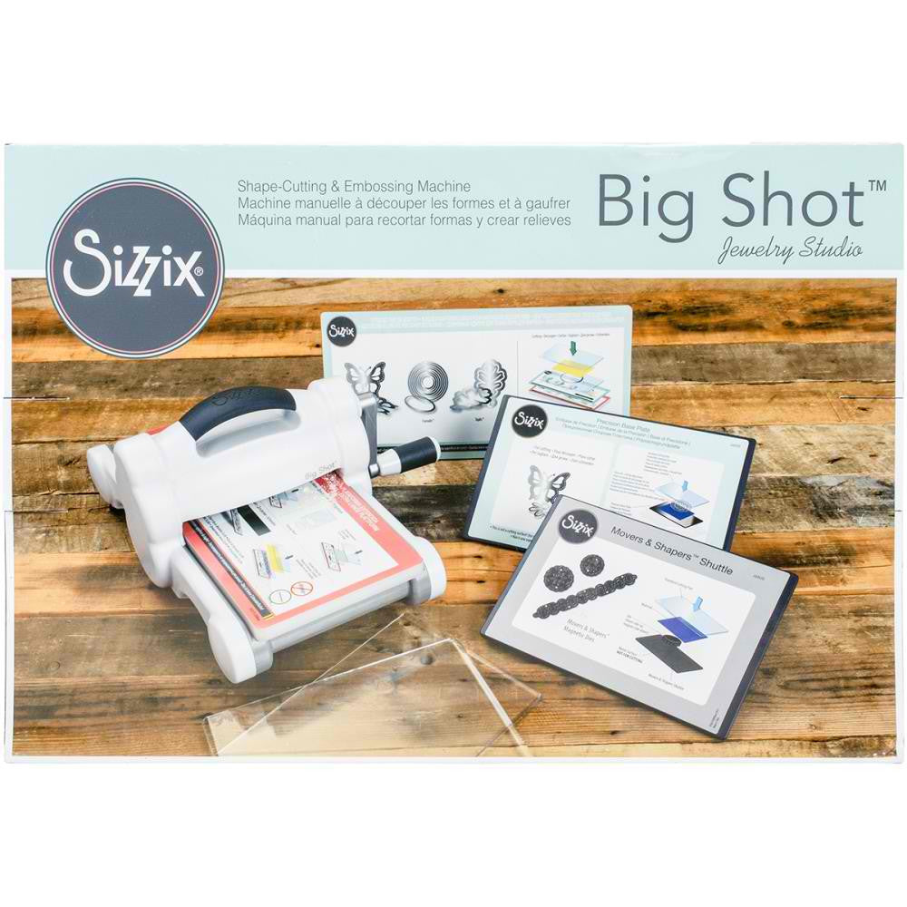Sizzix Big Shot Machine - Jewelry Studio
