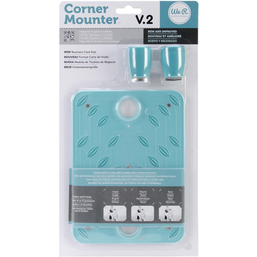 We R Memory Keepers Corner Mounter Tool V2
