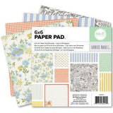 "We R Memory Keepers Farmer's Market 6""x6"" Paper Pad (36 sheets/Pkg)"