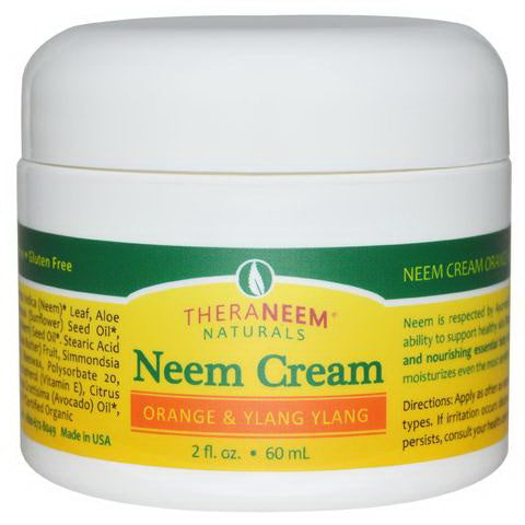 powerful-organic-skin-care-ingredients-theraneem-neem-cream-orange-ylang-ylang-60ml