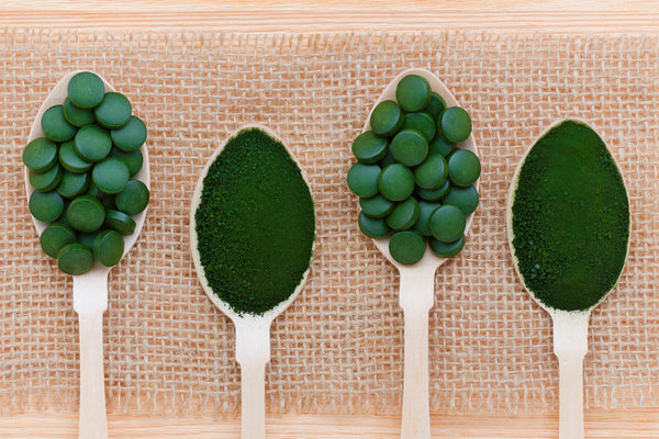chlorella health benefits and nutritional information tablets powder