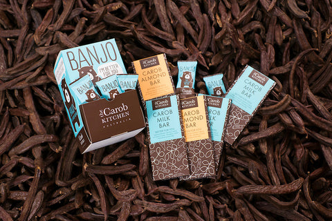 natural chocolate alternative carob