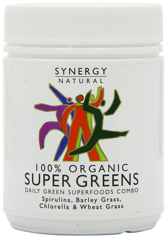 Synergy Natural Super Greens Powder