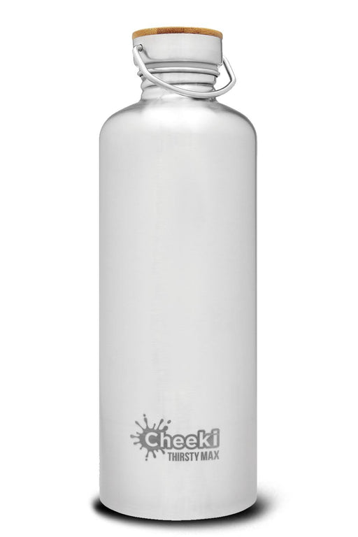 Cheeki 1.6 Litre (54oz) Thirsty Max Classic Single Wall Bottle