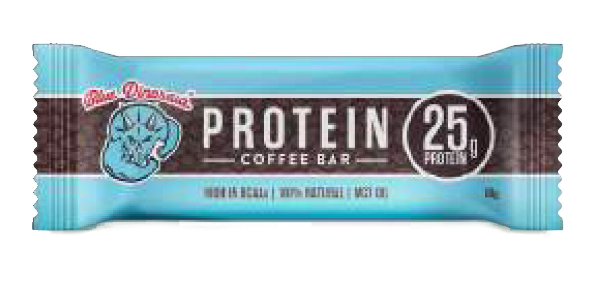 Blue Dinosaur Coffee Protein Bar - 60g