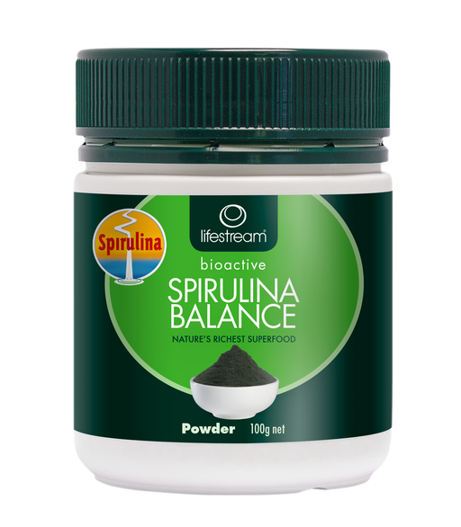 Lifestream Spirulina Balance 100g Powder