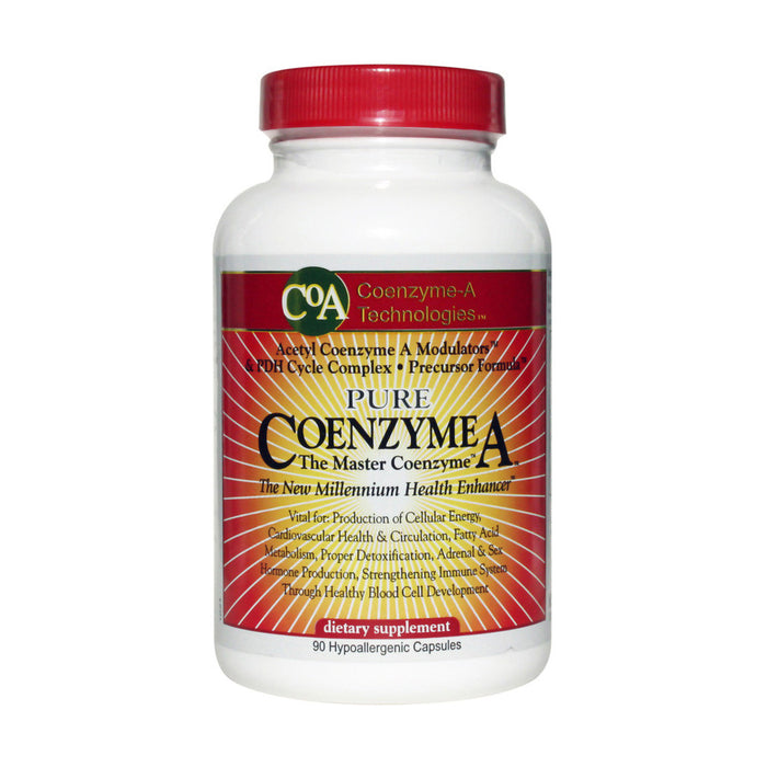 Coenzyme-A Technologies Coenzyme-A 90 capsules