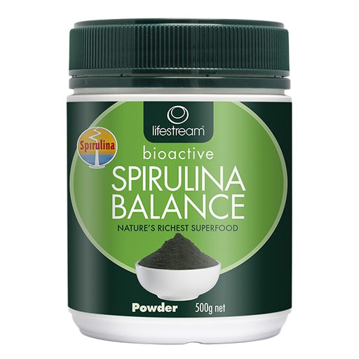 Lifestream Spirulina Balance 500g Powder