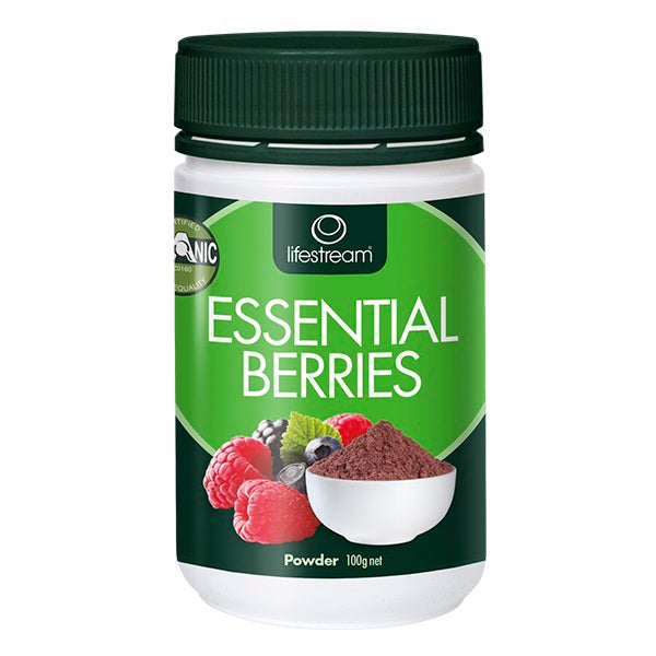 Lifestream Essential Berries 100g Powder