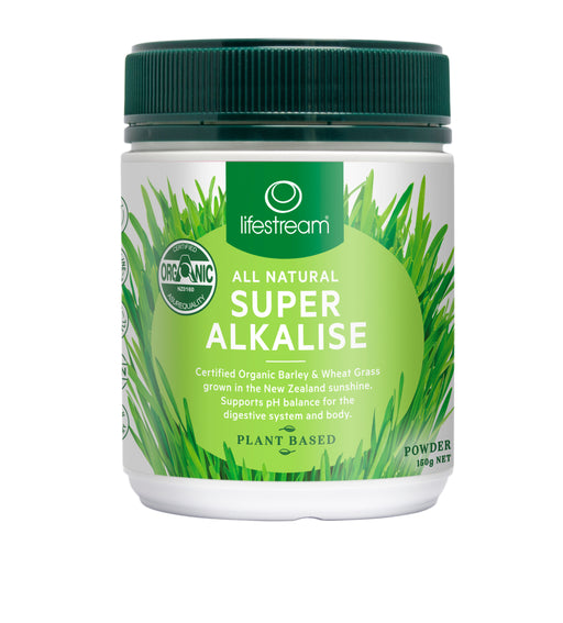 Lifestream Super Alkalise Powder 150g [SHORT EXPIRY DATE]