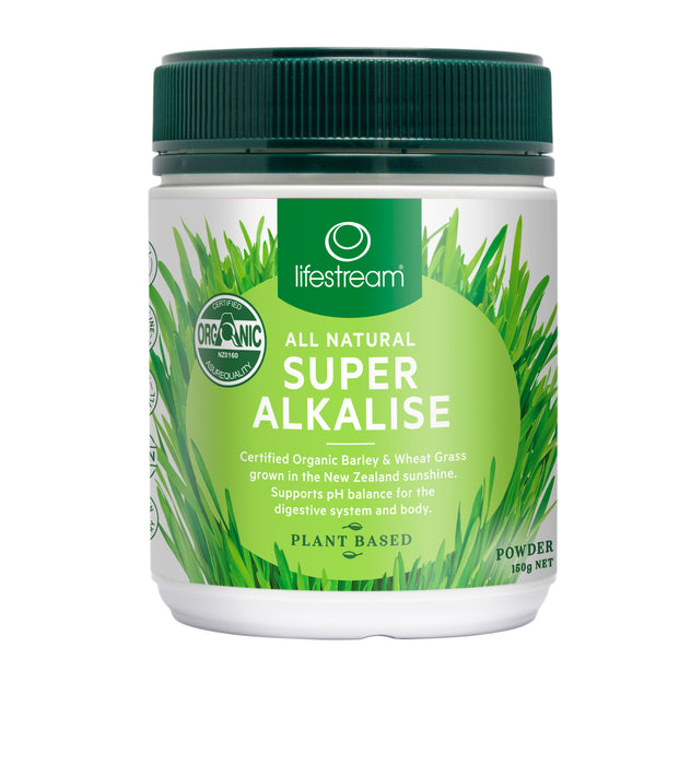 Lifestream Super Alkalise Powder 150g