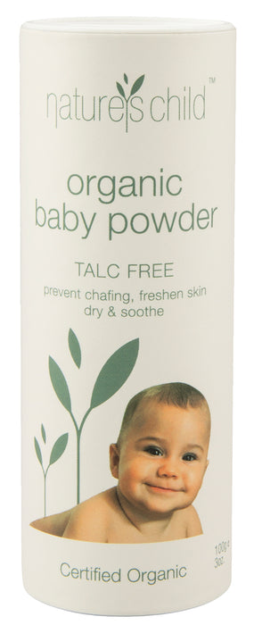 Nature's Child Organic Baby Powder 100g
