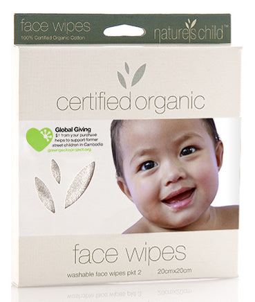 Nature's Child Face Wipes