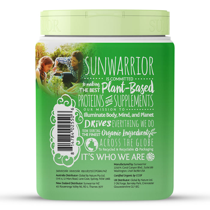 Sunwarrior Classic Chocolate - 375g