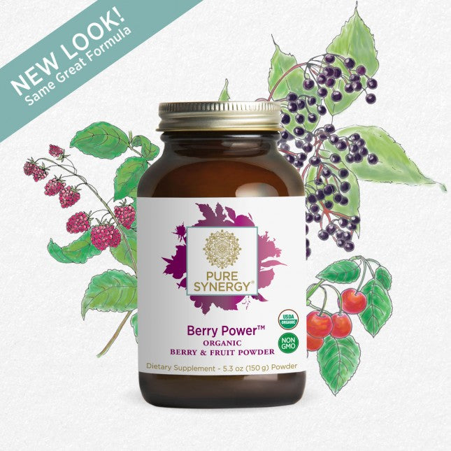 The Synergy Company Berry Power 150g Powder