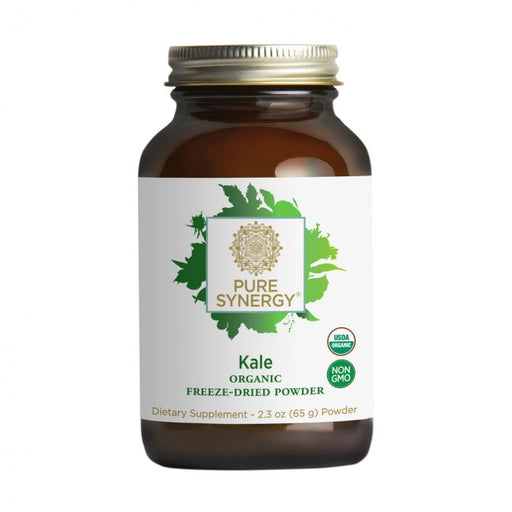 The Synergy Company Kale Powder 65g Powder [SHORT EXPIRY]