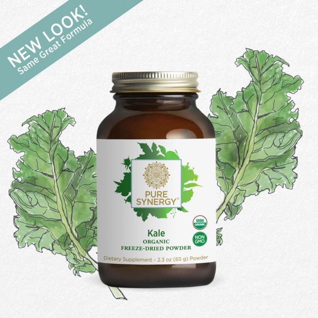 The Synergy Company Kale Powder 65g Powder