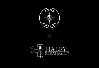 Toor Knives & Haley Strategic Partners Collaboration