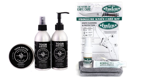 FrogLube Knife Care Kit