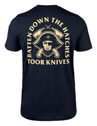 Toor Down The Hatches Tee