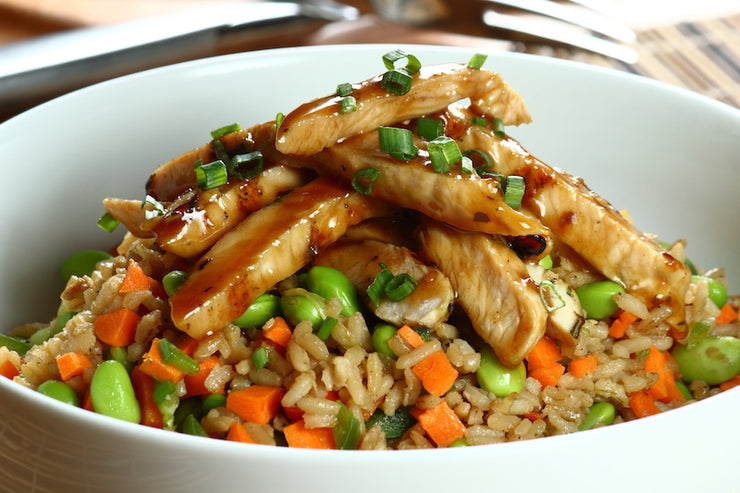 Chicken (not)Fried Rice
