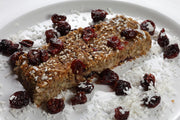 Cranberry Quinoa Breakfast Bar