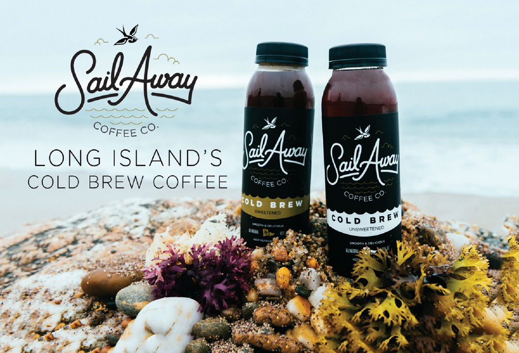 Sail Away Cold Brew Coffee