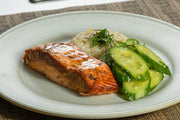 Ginger Salmon