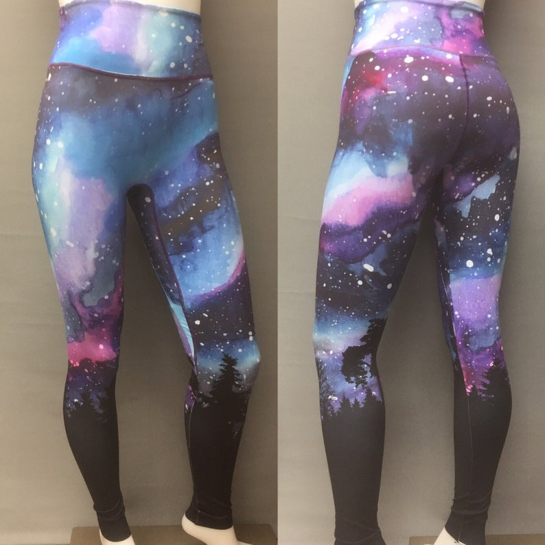 Clara Leggings - AuroraCoast