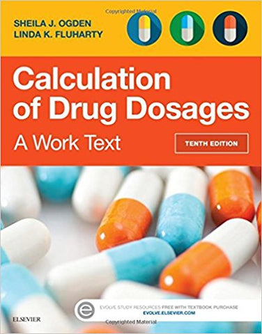 Products page 33 ebooks2college calculation of drug dosages a work text 10th edition by sheila j ogden fandeluxe Image collections