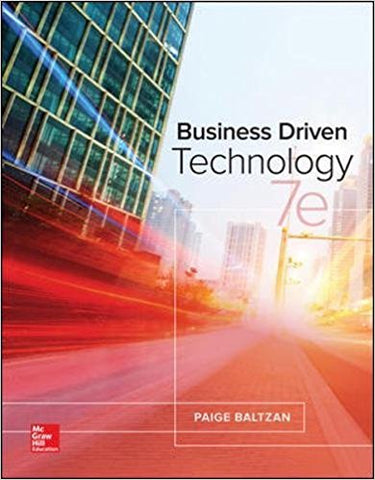Products page 33 ebooks2college business driven technology 7th edition by paige baltzan ebook pdf fandeluxe Image collections