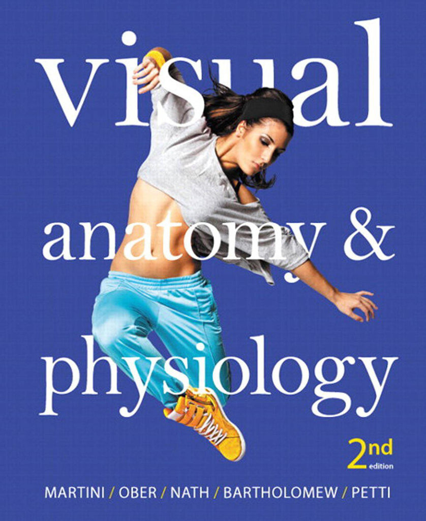 Visual Anatomy and Physiology 2nd Edition by Martini (E-book, PDF ...